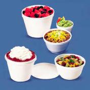 Dart® DCC8SJ20, Food Container, 8 oz.,Foam, White, 1,000/Carton