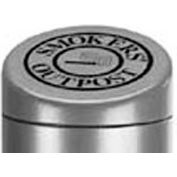 Smokers' Outpost® Smoke Stand Replacement Cap, Silver