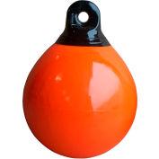 "Dock Edge Inflatable Commercial Mooring Buoy 18"", Orange 1/Case - 95-618-F"