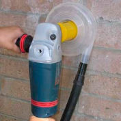 """Dust Muzzle DC Dust Collector for 2-3"""" Hole Saws"""