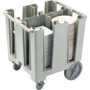 """Cambro Versa Dish Caddy, Maximum Plate Size: 11-1/4"""" Speckled Gray DCS1125-480"""