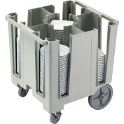 """Cambro Versa Dish Caddy, Maximum Plate Size: 9-1/2"""" Speckled Gray DCS950-480"""