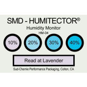 Humidity Indicator Card 10% 20% 30% 40% Range Reversible 100 Pack