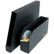 "Protektive Pak 37133 ESD Open Bin Box For Reels and Rail/Dip Tubes, 4""W x 24""D x 9""H"