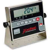 Detecto 204 NTEP LCD Indicator W/ IP52 Enclosure