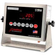 Detecto 205 NTEP LED Indicator W/ IP67 Enclosure
