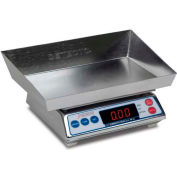 Detecto AP-4KD Digital Diaper Scale Stainless Steel 4000g x 1g