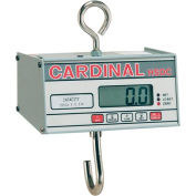 Detecto HSDC-500 Digital Hanging Scale 500lb x 0.2lb Battery Powered