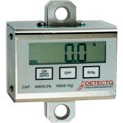 Detecto PL600 Patient Lift Indicator 600lb x 0.2lb / 270kg x 0.1kg