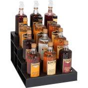 Dispense-Rite® CTBH-12BT - Bottle Holder, 12 Sections, Countertop