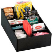 Dispense-Rite® Compact Countertop Lid, Straw & Condiment Organizer