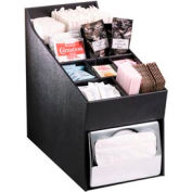 Dispense-Rite® Countertop Straw, Condiment and Napkin Organizer