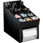 Dispense-Rite® Countertop Silverware, Condiment and Napkin Organizer