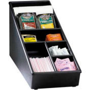 Dispense-Rite® Countertop Lid, Straw & Condiment Organizer - Narrow