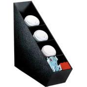 Dispense-Rite® Countertop Lid, Straw & Condiment Organizer - Regular Lids