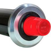 Dispense-Rite® Silver Satin Color Ring Bezel for SLR-2 Series Cup Dispenser