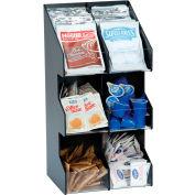 Dispense-Rite® VCO-6 - Lid/Condiment Organizer, 6 Sections, Countertop, Vertical