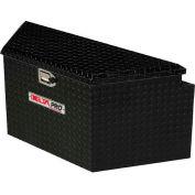 """DELTA PRO™ Aluminum Trailer Tongue Box - 48""""L Black"""