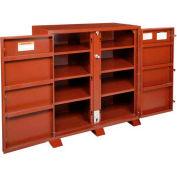 Heavy Duty Cabinet Job Site Box