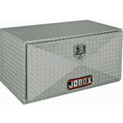 "JOBOX 24"" Tall Aluminum Underbed Box - 30"" x 24"" x 24"""