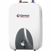 Eemax EMT1 Electric Mini Tank Water Heater 1.3 Gallon Capacity