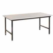 """Standard Workbench 83"""" X 33"""" With  1-1/4"""" laminated top,"""