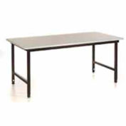 """Standard Workbench With 1/8"""" Chamfer On All Sides"""