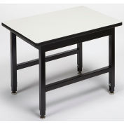 """Scale Table, 24-1/2 x 33"""", Plastic Laminate Top with T-Mold Edges - D-9003"""
