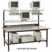 """Testing/LAN Station 68"""" x 33"""""""