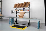 """Dehnco Over Conveyor Packing Stand, 59""""W x 24""""D x 84-1/2""""H"""