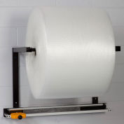 """Table/Wall Roll Stand  24"""" Width Capacity 48"""" Diameter"""