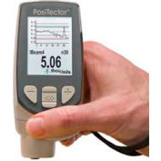 PosiTector 6000 F3 Advanced Coating Thickness Gage w/ Built-in Removable Ferrous Probe