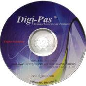 PC Sync Professional Software for Digi-Pas® DWL3000XY Level