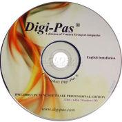PC Sync Professional Software for Digi-Pas® DWL3500XY Level