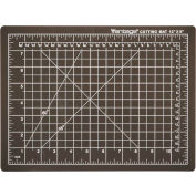 "Dahle® Vantage® Self-Healing Cutting Mat - 9"" x 12"" - Black"