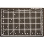 "Dahle® Vantage® Self-Healing Cutting Mat - 12"" x 18"" - Black"