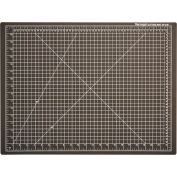 "Dahle® Vantage® Self-Healing Cutting Mat - 18"" x 24"" - Black"