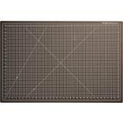 "Dahle® Vantage® Self-Healing Cutting Mat - 24"" x 36"" - Black"