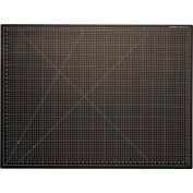 "Dahle® Vantage® Self-Healing Cutting Mat - 36"" x 48"" - Black"