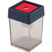 Dahle® 53463 Single Canister Pencil Sharpener - Red - Pkg Qty 10