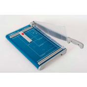 "Dahle® 14 1/8"" Premium Guillotine Lever Paper Cutter w/Guard"