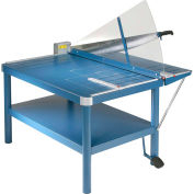 "Dahle® 585 Large Format Premium Guillotine - 43 1/4"" cutting length"