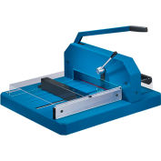 "Dahle® 16 7/8"" Professional Stack Cutter - 500 Sheet Capacity"