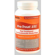 Pro-Treat® Premium Drain Pan Treatment 100 Tablet Jar PROTREAT-151 - Pkg Qty 12