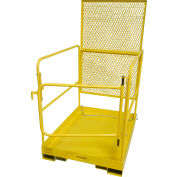 DPI Back Cage Riser for 2 Man Aerial Work Platform - MP-2E