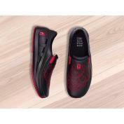 Mozo® 3821-BLK-12 - Men's Skull Slip-On Shoe, Synthetic, Black, Size 12