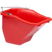 Little Giant Better Bucket BB10RED, Polyethylene, 10 Qt., Red