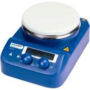 SCILOGEX MS-H280-Pro LED Digital Hotplate Stirrer with Ceramic Coated Plate, 86143101, 110V 50/60Hz
