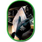 SHOWA Best Glove Size 7 Zorb-IT Black-Lite General Purpose Black Sponge Nitrile Palm - Pkg Qty 8