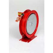 """Duro 2204 Static Discharge Reel, 13"""" x 5"""" x 12-1/2"""", 75' Cord, 100A"""